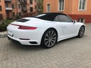 Rent-a-car Porsche 911 Carrera 4S Cabrio in Brno, photo 4