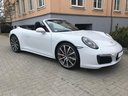 Rent-a-car Porsche 911 Carrera 4S Cabrio in Brno, photo 9