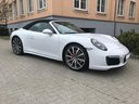 Rent-a-car Porsche 911 Carrera 4S Cabrio in Brno, photo 3