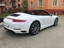 Rent-a-car Porsche 911 Carrera 4S Cabrio in Brno, photo 11