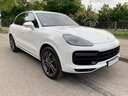 Rent-a-car Porsche Cayenne Turbo V8 550 hp in Prague, photo 2