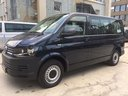 Rent-a-car Volkswagen Transporter T6 (9 seater) with its delivery to Prague Airport, photo 1